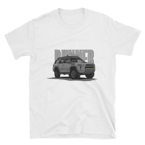 Magnetic Grey 5th Gen Runner Unisex T-Shirt