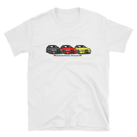E36 Bavarian Made Unisex T-Shirt