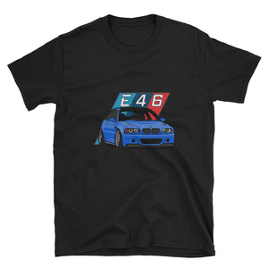 Laguna Seca Blue Unisex T-Shirt Laguna Seca Blue Unisex T-Shirt - Automotive Army Automotive Army