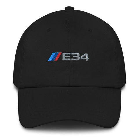 E34 Dad hat