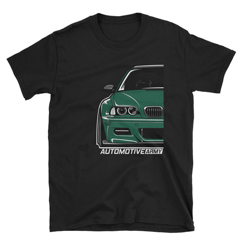 Oxford Green Wide E46 Unisex T-Shirt