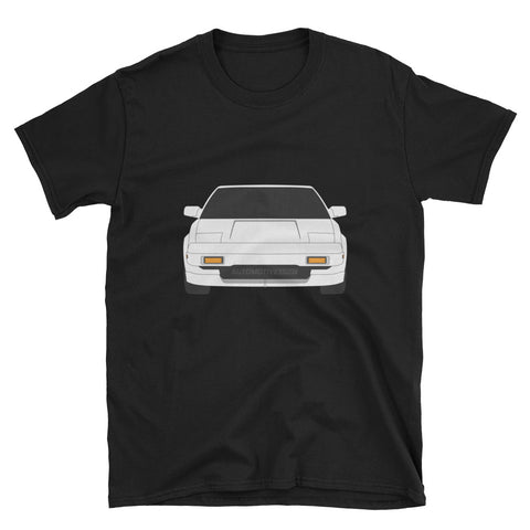 White AW11 Front Unisex T-Shirt White AW11 Front Unisex T-Shirt - Automotive Army Automotive Army