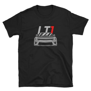 LT1 6th Gen Unisex T-Shirt LT1 6th Gen Unisex T-Shirt - Automotive Army Automotive Army