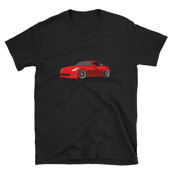 Z33 Cartoon Unisex Tee