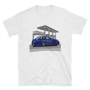 At the Station Terminator Unisex T-Shirt