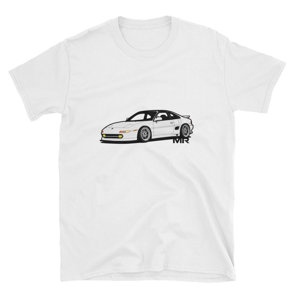 White MR Unisex T-Shirt