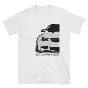 Silver E92 Widebody Unisex T-Shirt Silver E92 Widebody Unisex T-Shirt - Automotive Army Automotive Army