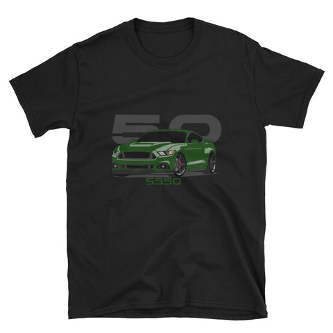 Guard S550 Unisex T-Shirt Guard S550 Unisex T-Shirt - Automotive Army Automotive Army