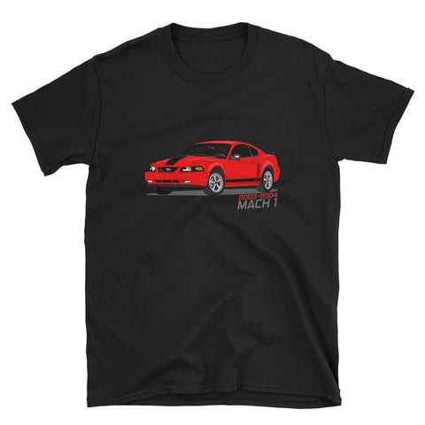 Torch Red Mach 1 Unisex T-Shirt