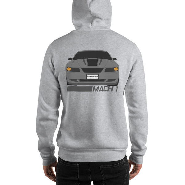 DSG Mach 1 Hooded Sweatshirt DSG Mach 1 Hooded Sweatshirt - Automotive Army Automotive Army