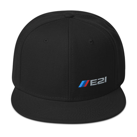 E21 Snapback Hat E21 Snapback Hat - Automotive Army Automotive Army