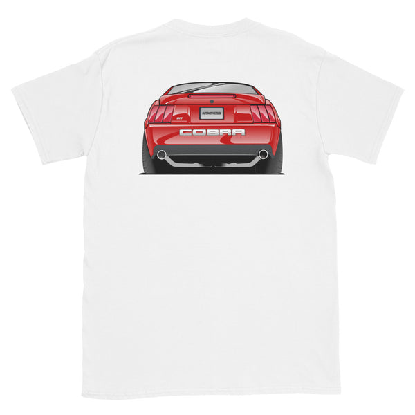 Redfire Cobra Rear Unisex T-Shirt Redfire Cobra Rear Unisex T-Shirt - Automotive Army Automotive Army