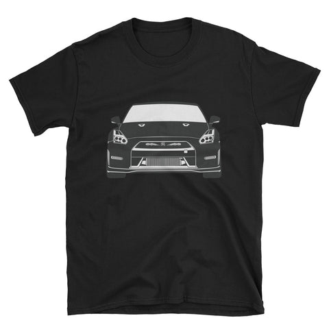 R35 Silhouette Double Sided Unisex T-Shirt