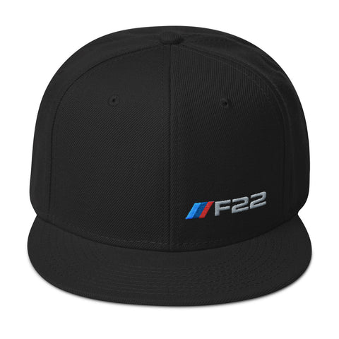F22 Snapback Hat F22 Snapback Hat - Automotive Army Automotive Army