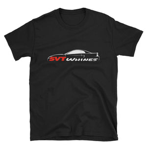 SVT Whines Car Logo Unisex T-Shirt SVT Whines Car Logo Unisex T-Shirt - Automotive Army Automotive Army