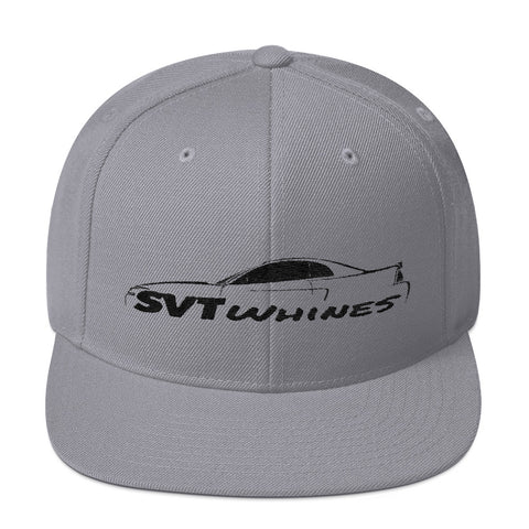 SVT Whines Storm Grey Snapback