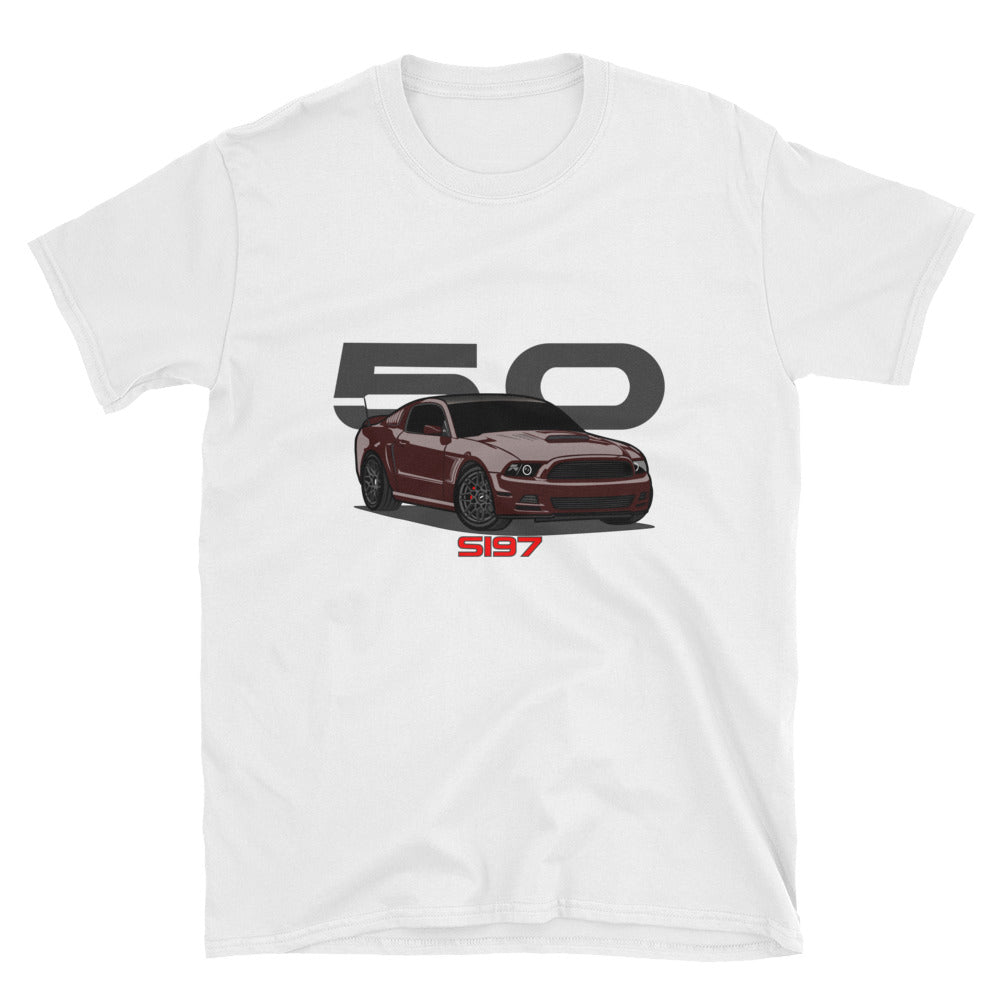 Red Lava S197 Unisex T-Shirt Red Lava S197 Unisex T-Shirt - Automotive Army Automotive Army