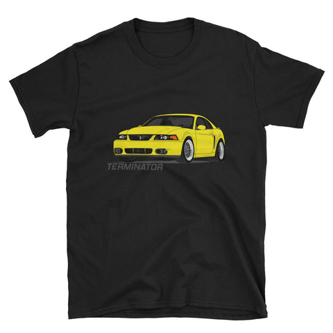Zinc/Screaming Yellow Terminator T-Shirt Zinc/Screaming Yellow Terminator T-Shirt - Automotive Army Automotive Army