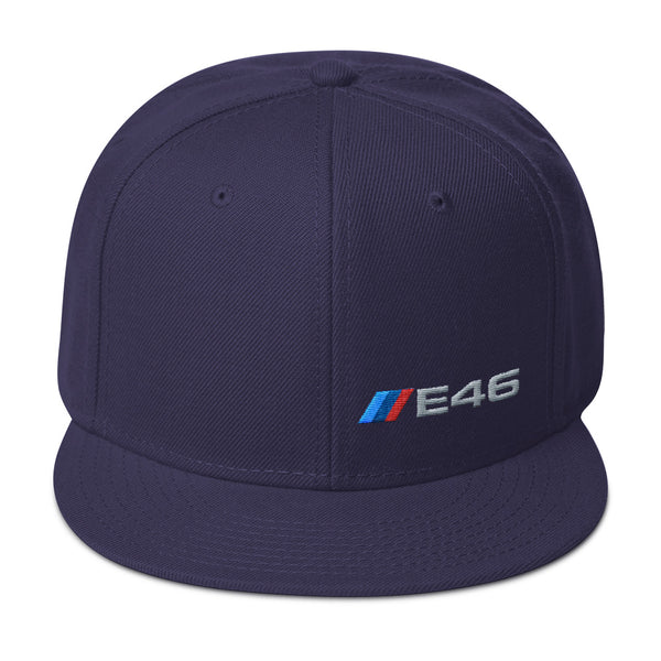 E46 Snapback Hat E46 Snapback Hat - Automotive Army Automotive Army