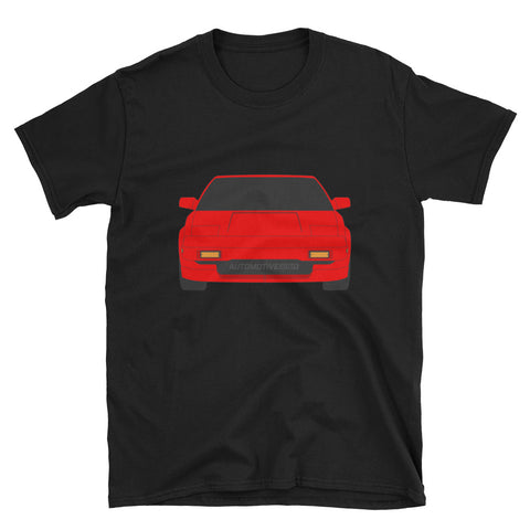 Red W10 Front Unisex T-Shirt Red W10 Front Unisex T-Shirt - Automotive Army Automotive Army
