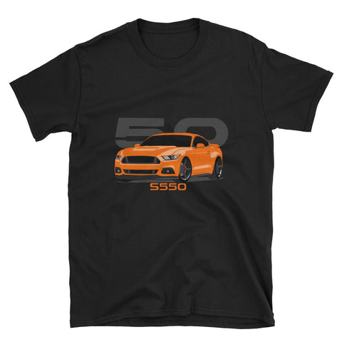Competition Orange S550 Unisex T-Shirt