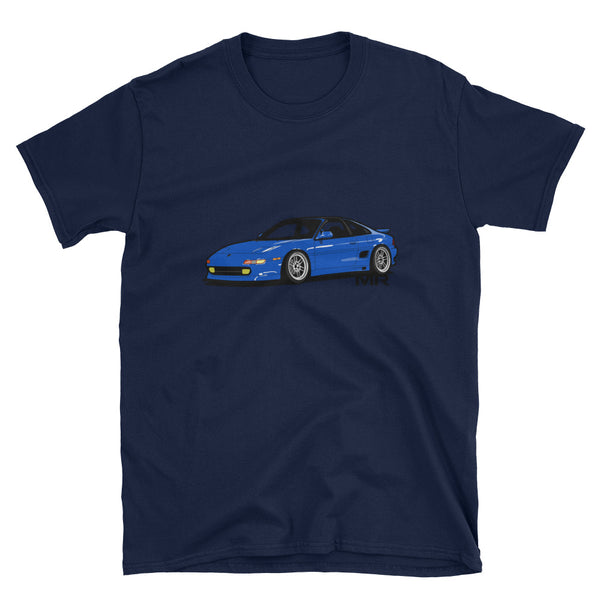Blue MR Unisex T-Shirt Blue MR Unisex T-Shirt - Automotive Army Automotive Army