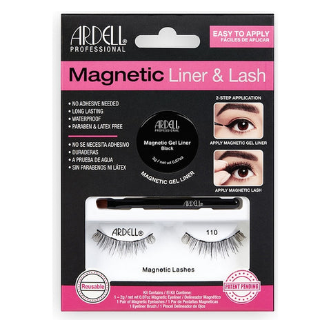 False Eyelashes Magnetic 110 Ardell
