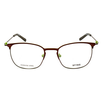 Unisex' Spectacle frame Sting VST166510SDN (ø 51 mm)