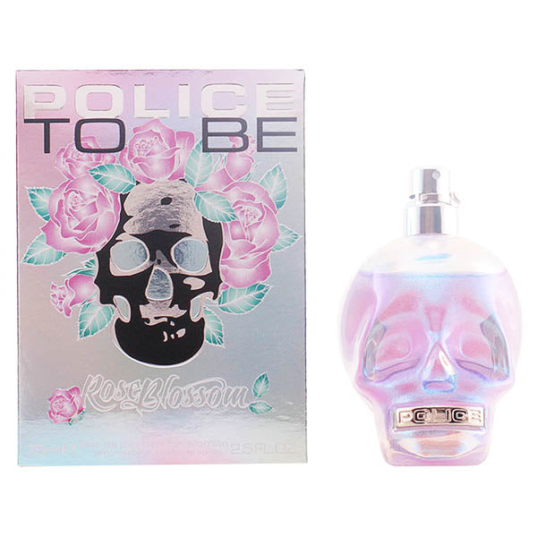 Women's Perfume To Be Rose Blossom Police EDT