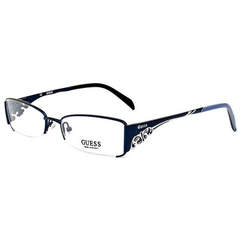 Ladies' Spectacle frame Guess GU1666-BL (ø 52 mm)