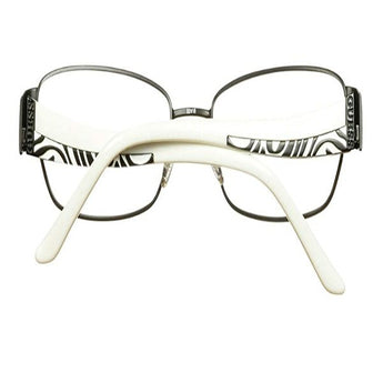 Ladies' Spectacle frame Guess GU2262-BLKWHT-52 (ø 52 mm)