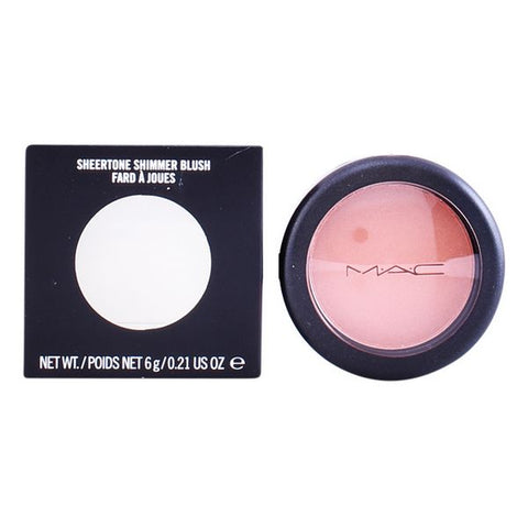 Blush Sheertone Shimmer Mac (6 g)