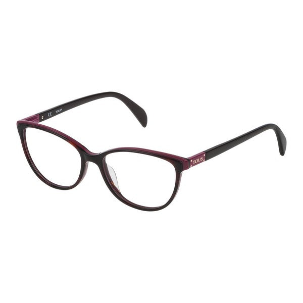Ladies' Spectacle frame Tous VTO982530AHL (53 mm)