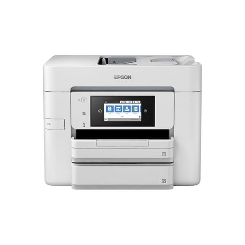 Multifunction Printer Epson WF-4745DTWF 22 ppm WiFi White