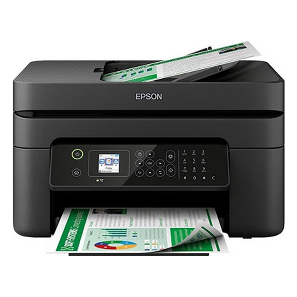 Multifunction Printer Epson WorkForce WF-2830DWF 33 ppm WiFi Fax Black
