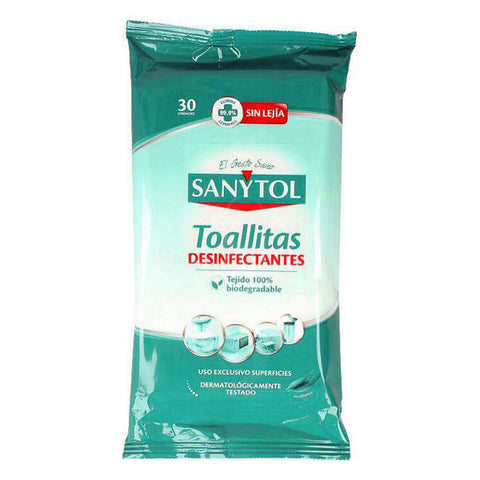 Wipes Sanytol Disinfectant