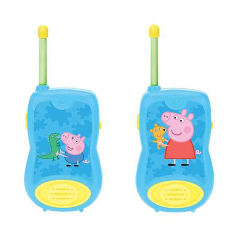 Walkie-Talkie Peppa Pig Lexibook (100 m)