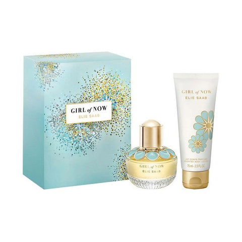 Women's Perfume Set Girl Of Now Elie Saab (2 pcs)