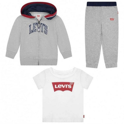 Sports Outfit for Baby Levi's COLOR BLOKED HOODIE