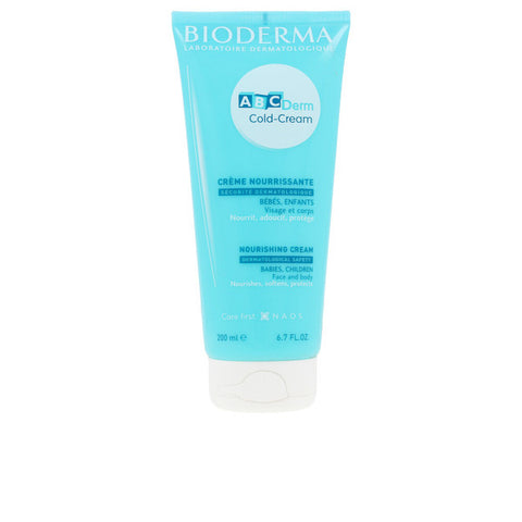 Hydrating Cream AbcDerm Bioderma (200 ml)
