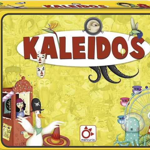 Board game Kaleidos (ES)