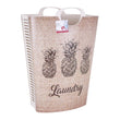 Laundry Basket Pineapple 58 L (46 X 36 x 65 cm)