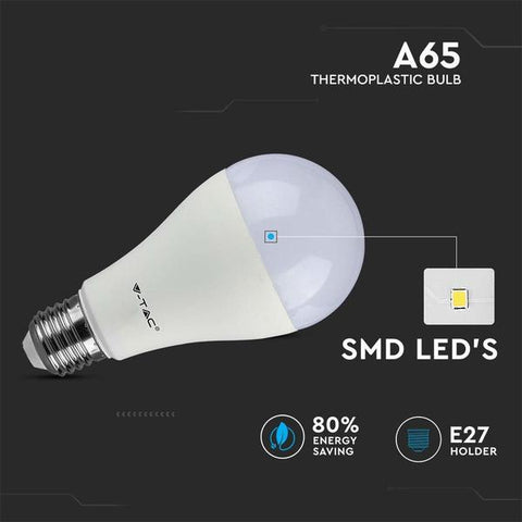 LED lamp E27 17W (Refurbished A+)
