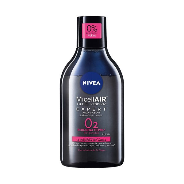 Micellar Water Skin Breathe Nivea (400 ml)