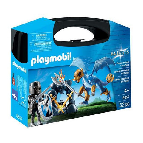 Playset Playmobil Knights Playmobil (52 pcs)