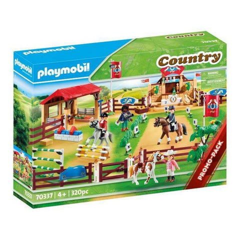 Playset Grand Equestrian Tournament Playmobil (320 pcs)