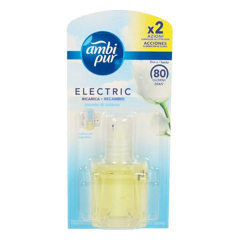 Electric Air Freshener Refills Electric Ambi Pur Cotton