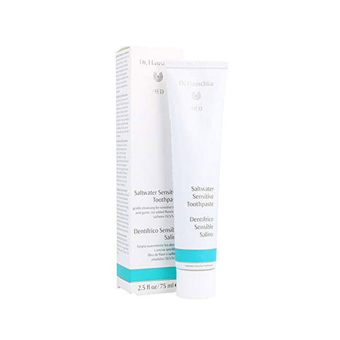 Toothpaste Sensitive Salt Water Dr. Hauschka (75 ml)