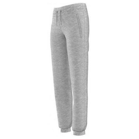 Children's Tracksuit Bottoms Adidas YG W HSJ PANT 164 Grey
