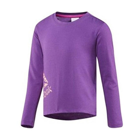 Children's Long Sleeve T-shirt Reebok G ES LS TEE
